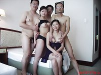 Chinese Group Sex Porn